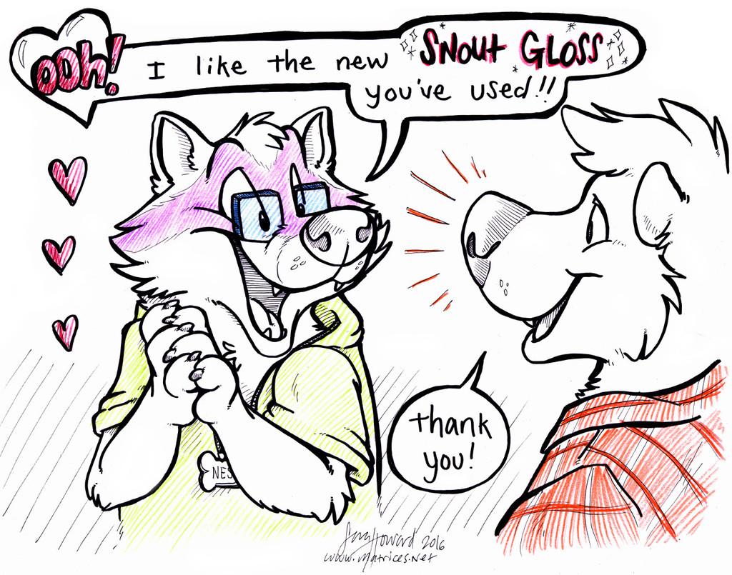 Snout Gloss