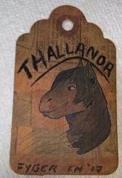 Price Tag - Thallanor