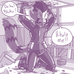 Commission - Rook's Growth Spurt
