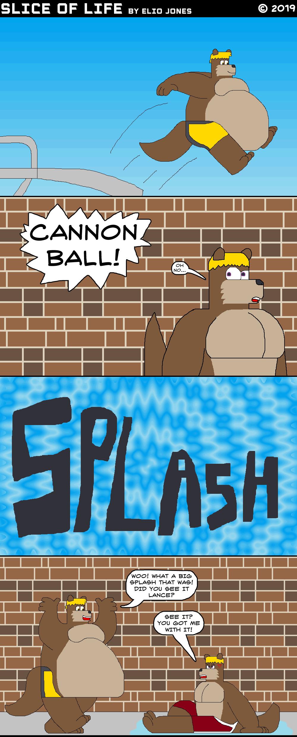 #87: A Big Splash!