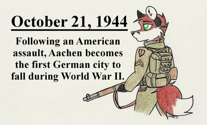 This Day in History: October 21, 1944
