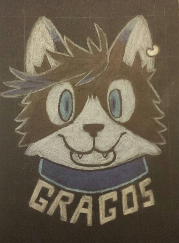 Gragos Badge