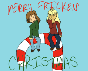 Merry Fricken' Christmas (YouChannell Ch. 30)