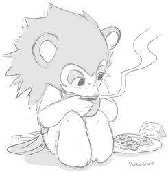 ACNL: Sable midnight snack