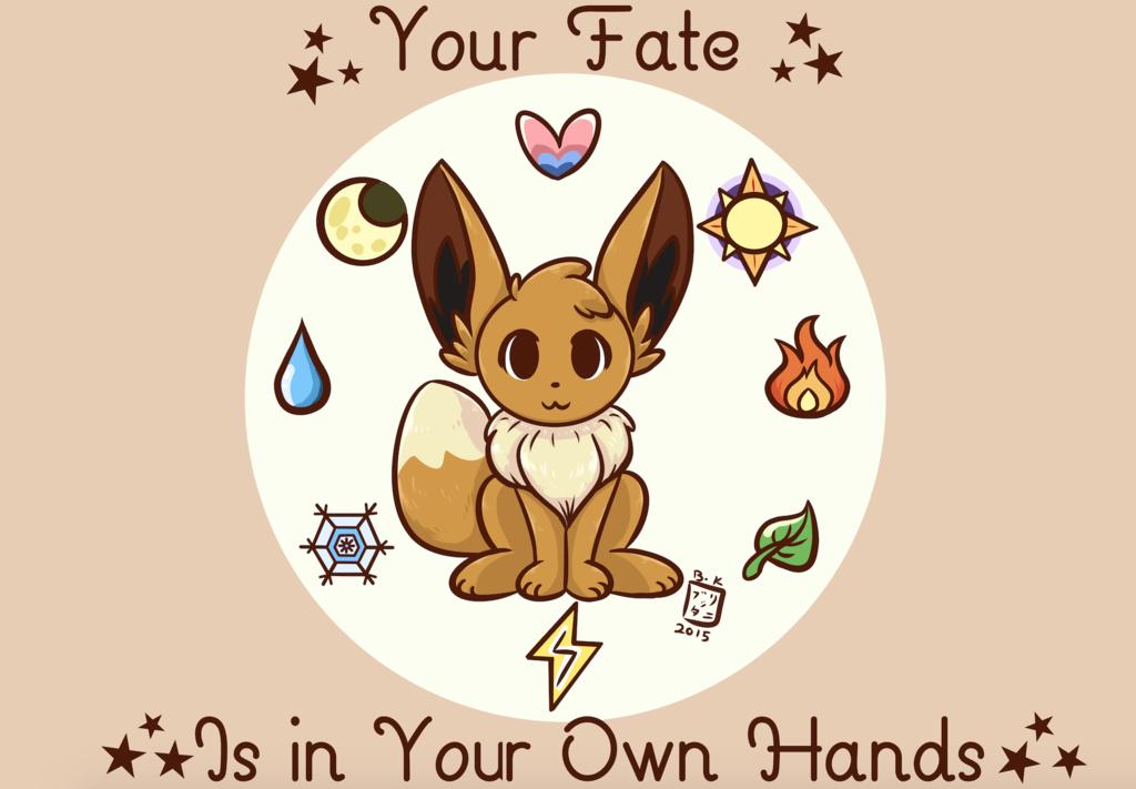 :Pokemon: Eeveelutionary Motivation