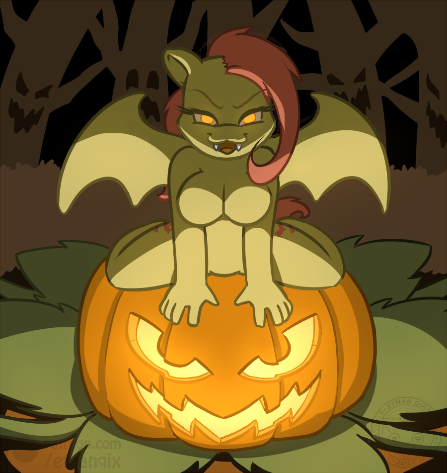 [PW70] Happy Halloween