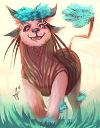 Woodcat