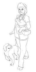 Stream Sketch - Cassybabyfur Penny the pig!