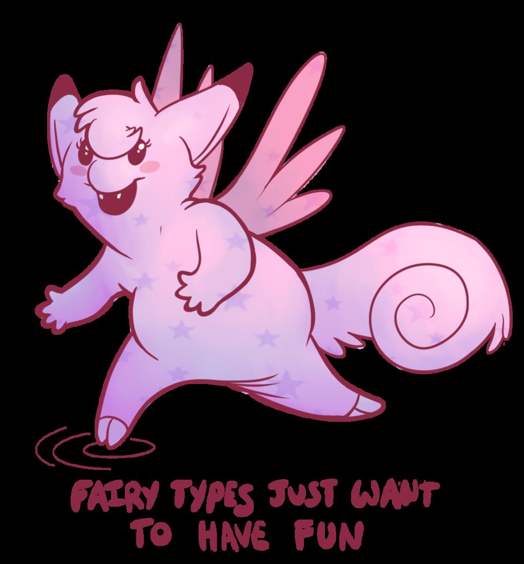 Fairy Type T-SHIRT!!