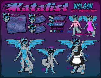Katalist - Reference Sheet