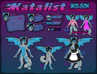 Katalist Reference Sheet by Tikikata