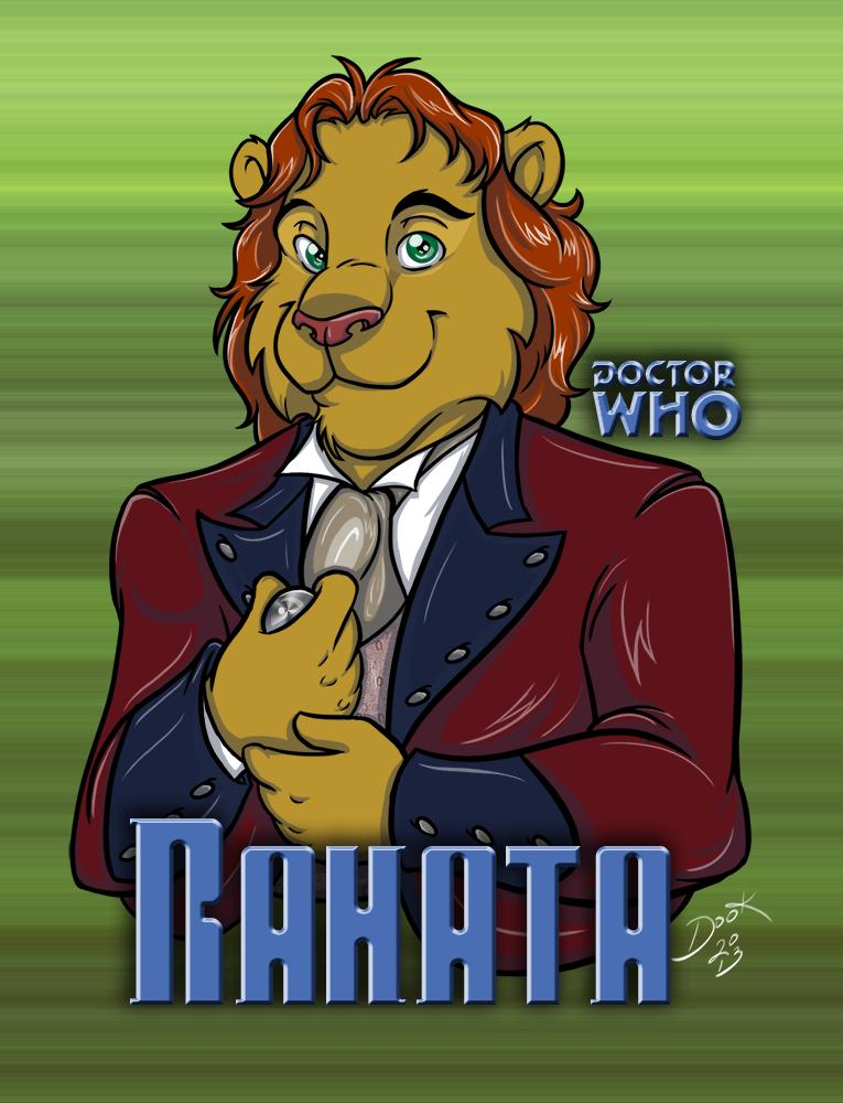 Rahata - Time Lord