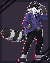 Ex-Pilot Raccoon