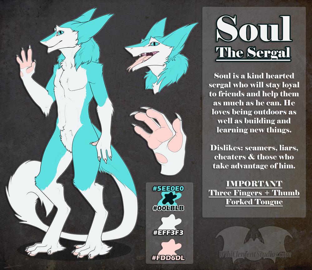 [VF2016] - Soul Sergal Ref