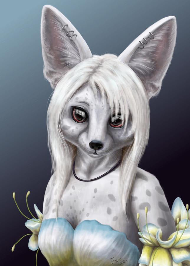 Character Portrait: Ivy