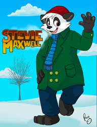 MFF badge: Stevie Maxwell