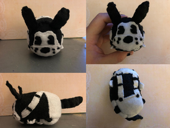 Bendy and The Ink Machine Boris the Wolf Stacking Tsum Plush Made for Myself
