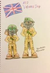 Veteran men