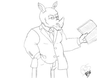 Rhino Lawyer