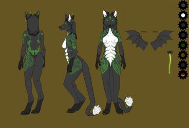 Dark Goddess Kimora SFW