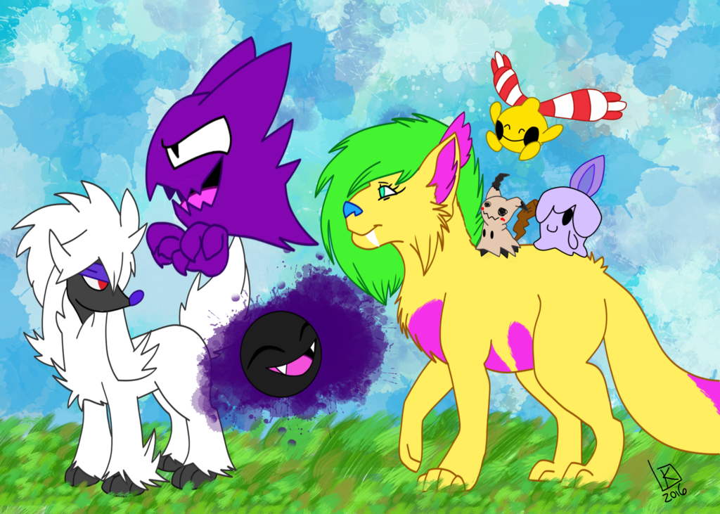 My Poke-Team!