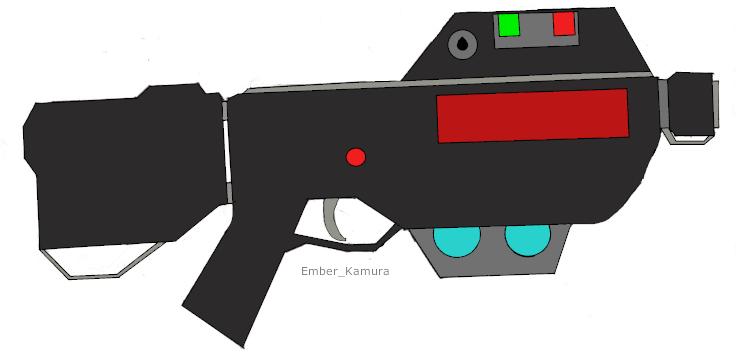 Darkwolf L2 Sub-Plasma Gun