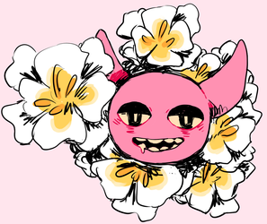 yolk flowers