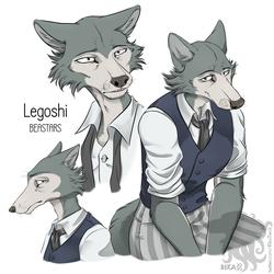 Sketchpage - Legoshi