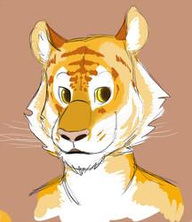 Character Portrait - Kenta Singh