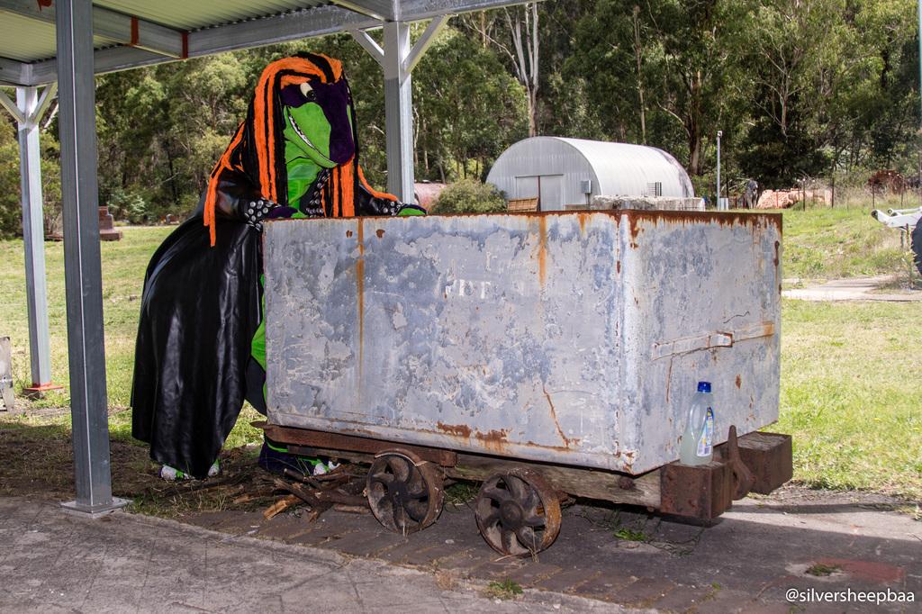 Ironfest Promo 2018: Mine Cart