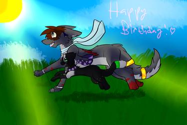 Happy birthday Katwolf!