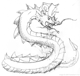 (1994) Eastern Dragon