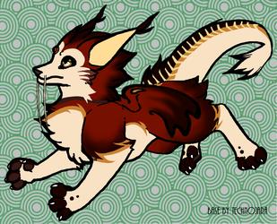 Dragon Catte (Flat)