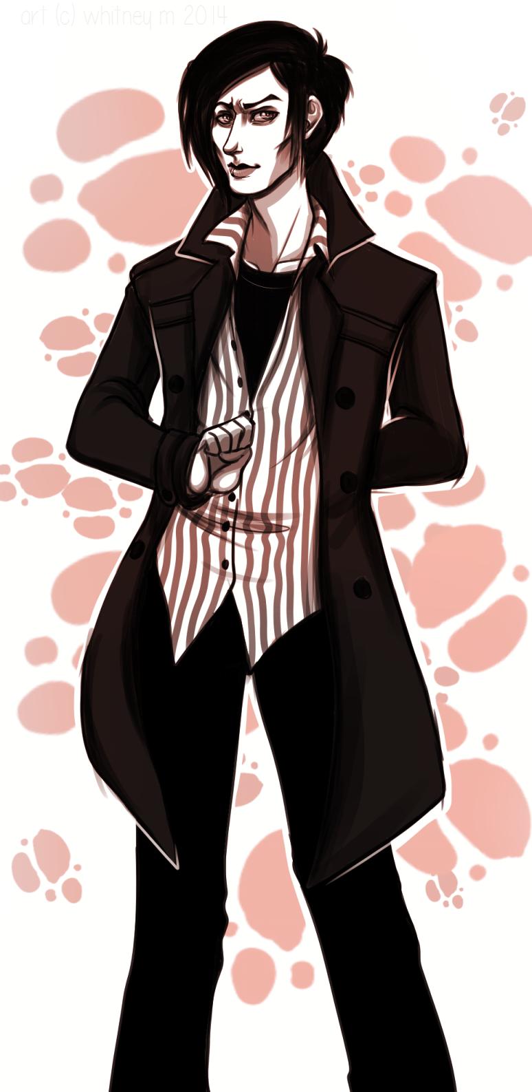 A Vampire Guy