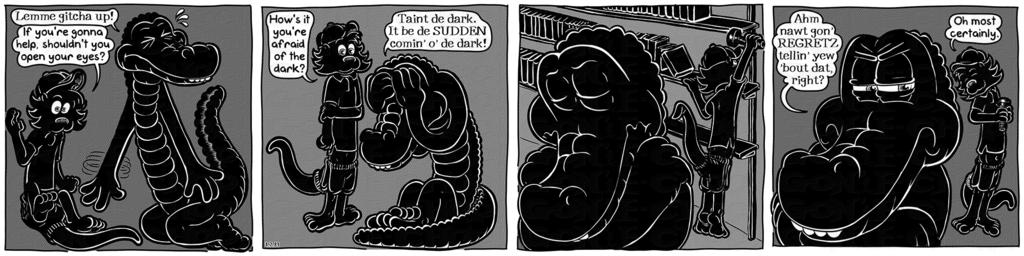 Gon' E-Choo! Strip 248 (www.gonechoo.com)