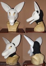 Stylized Fox Base
