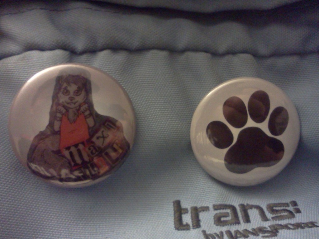Most recent image: AWESOME BUTTONS