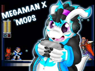 Echo Plays Megaman X Mods