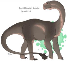 Day 2 Dinosaur Art Challenge