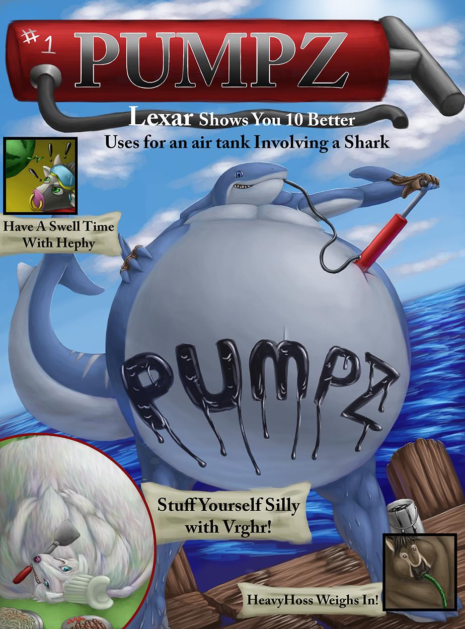 PUMPZ Issue 1