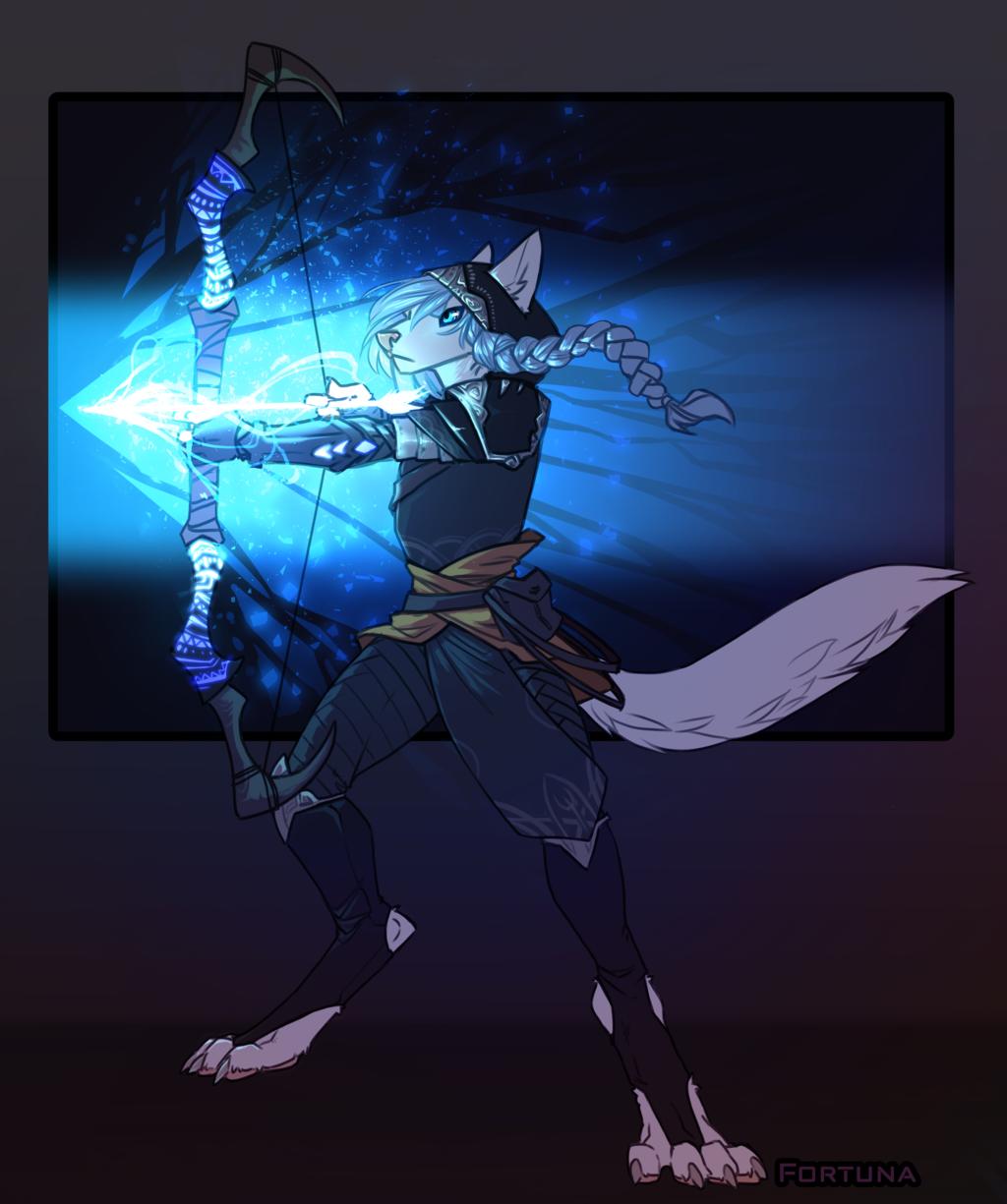 [Commission] BlueArrow