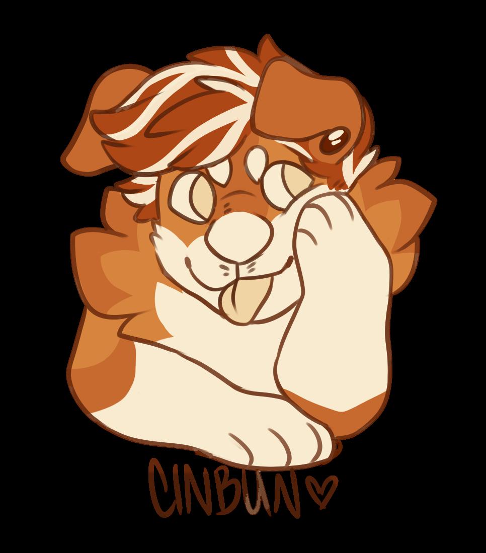 cinna badge