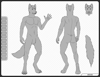 Reference lineart for sale