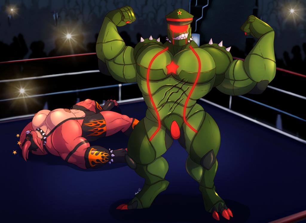 Monster Bash: Winner Tsar