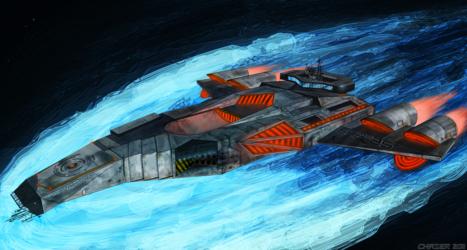 ISAB - 25 Starstorm