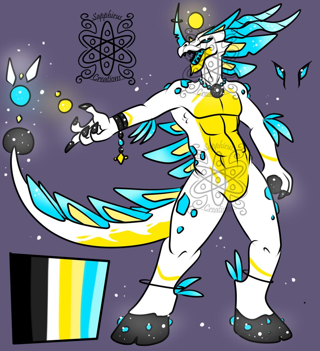 Male Deity Star Crafter Kirin +Design+ (SOLD)