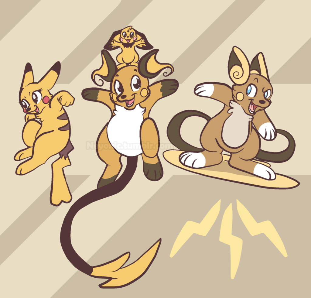 The Four Electrical Siblings
