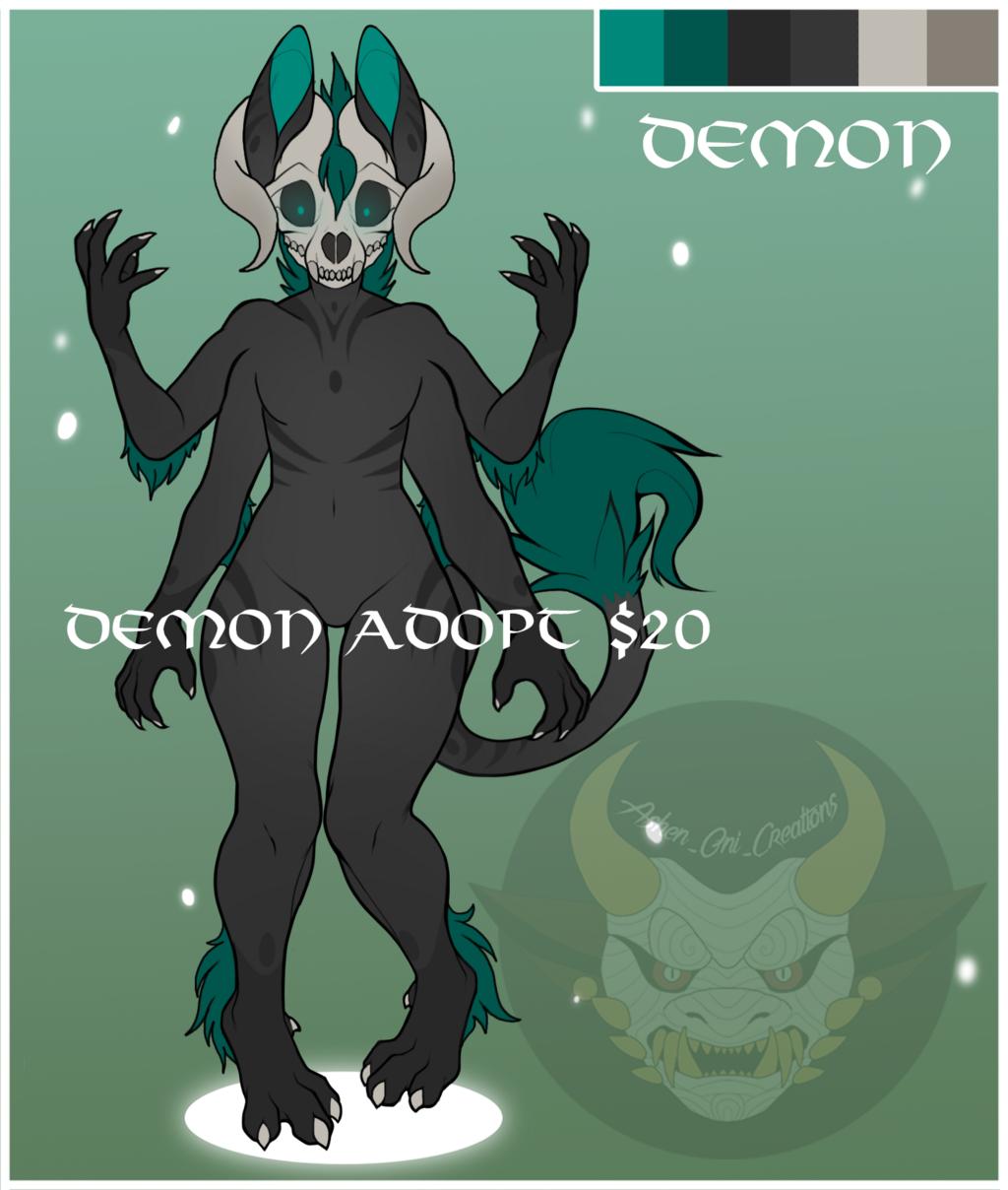 Adopt - Demon #2