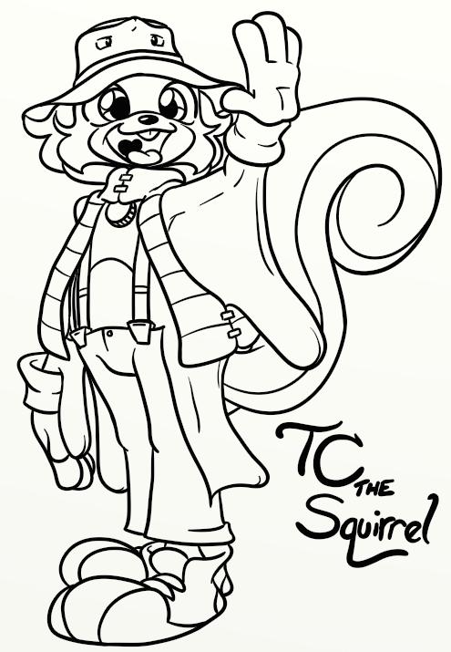 TC The Squirrel