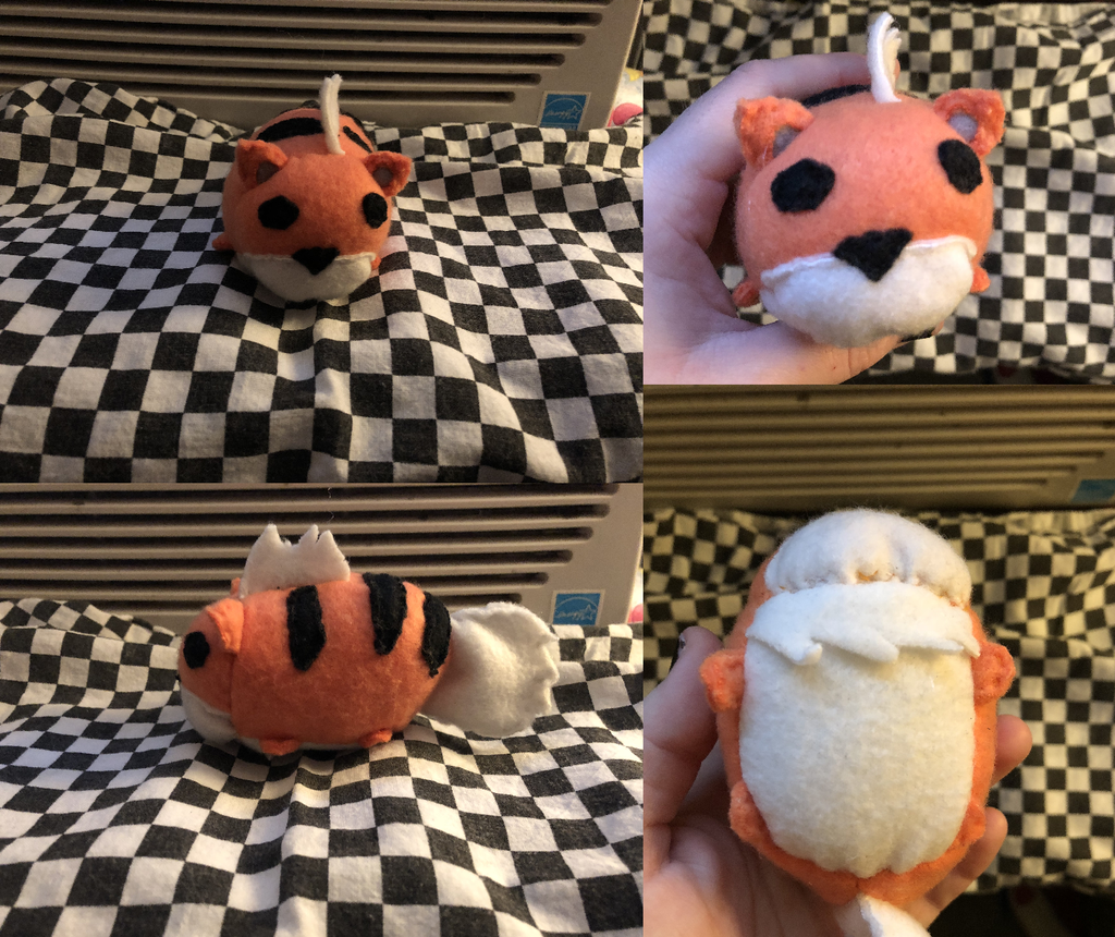 Most recent image: Pokemon Growlithe Tsum - For Sale